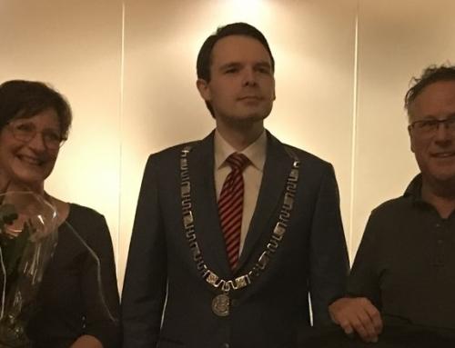 Koninklijke Onderscheiding voor Henk Mathlener