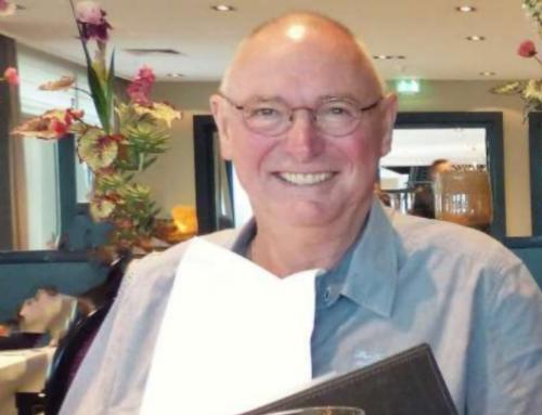 Peter Verstappen, mede-oprichter SRZA, overleden